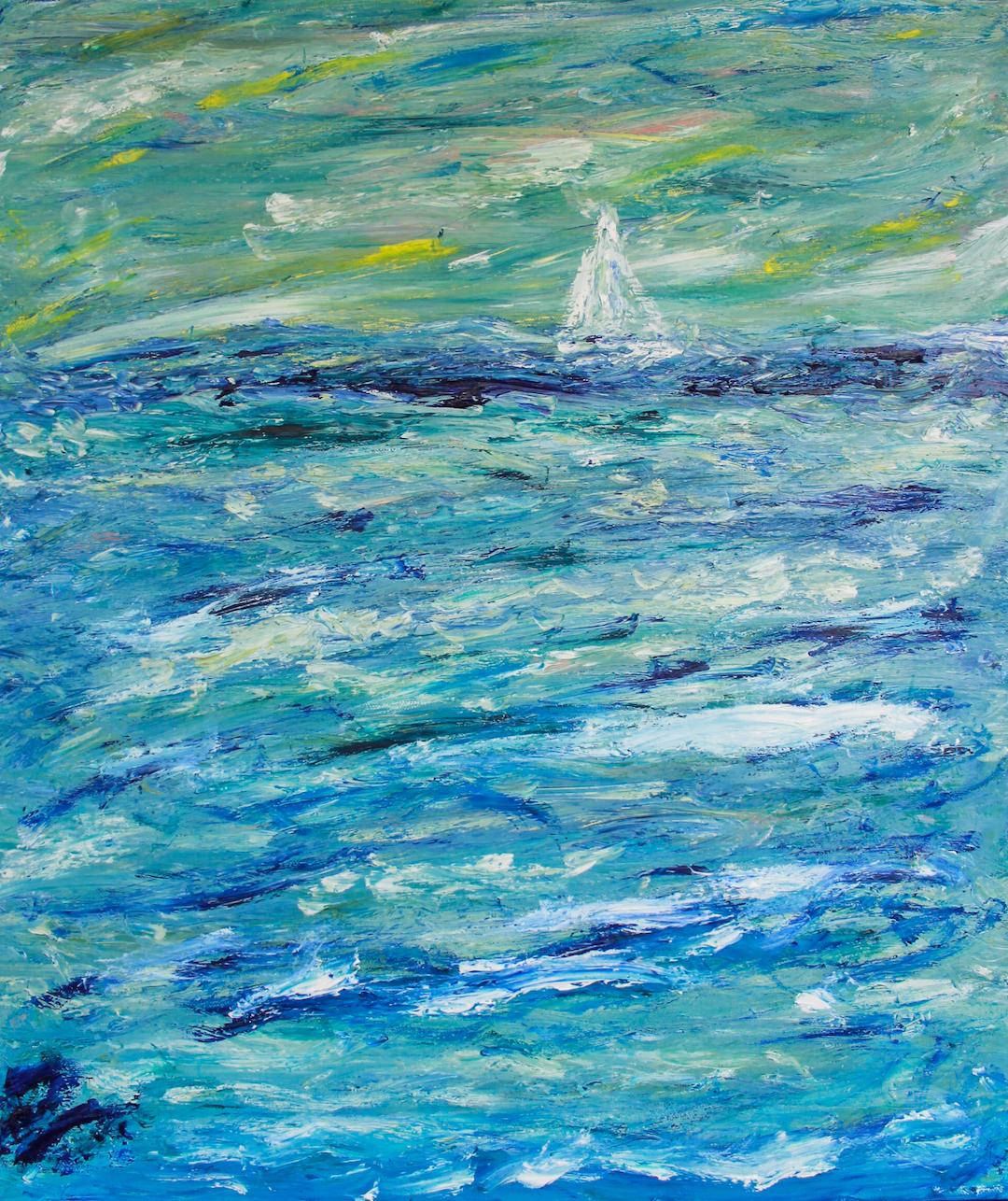 Liz Phelps Studios Art Oil Painting